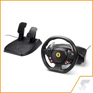 Steering wheels - SimRacing Market