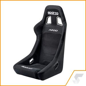 Semibaquets-Sparco-F200